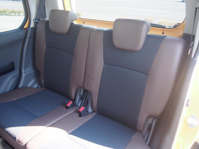 JスタイルIII スズキセーフティーサポートサポート 誤発信抑制機能 ハーフレザー調シート 運転席助手席シートヒーター オートライト シートリフター プッシュスタート HIDヘッドライト LEDフォグランプ(16枚目)