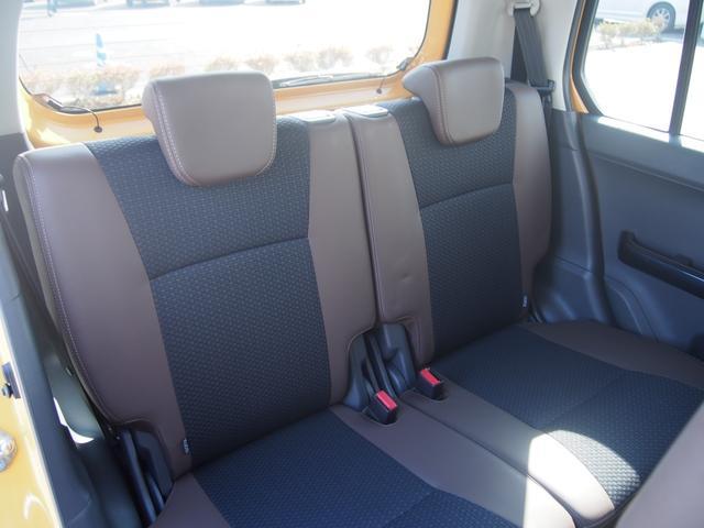 JスタイルIII スズキセーフティーサポートサポート 誤発信抑制機能 ハーフレザー調シート 運転席助手席シートヒーター オートライト シートリフター プッシュスタート HIDヘッドライト LEDフォグランプ(17枚目)
