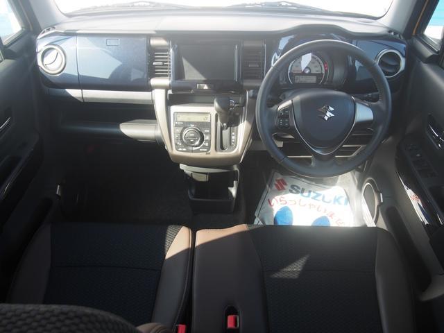 JスタイルIII スズキセーフティーサポートサポート 誤発信抑制機能 ハーフレザー調シート 運転席助手席シートヒーター オートライト シートリフター プッシュスタート HIDヘッドライト LEDフォグランプ(19枚目)