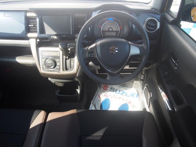 JスタイルIII スズキセーフティーサポートサポート 誤発信抑制機能 ハーフレザー調シート 運転席助手席シートヒーター オートライト シートリフター プッシュスタート HIDヘッドライト LEDフォグランプ(20枚目)