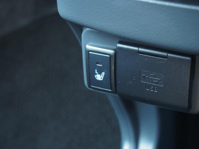 運転席と助手席にシートヒーター付きですので、冬場の快適装備の1つですね☆