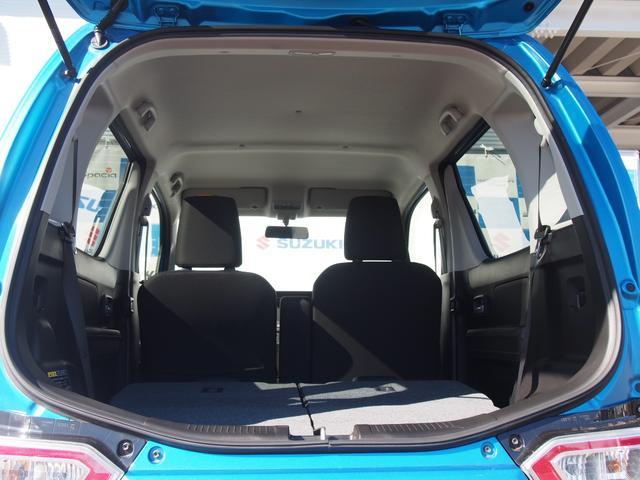 ハイブリッドFZ 運転席シートヒーター LEDヘッドライト ETC プッシュスタート 革巻ステアリング スマートキー(10枚目)