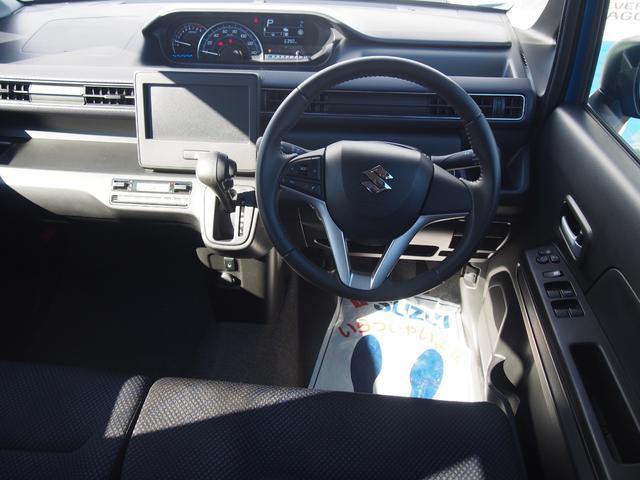 ハイブリッドFZ 運転席シートヒーター LEDヘッドライト ETC プッシュスタート 革巻ステアリング スマートキー(17枚目)