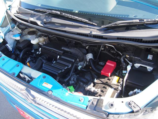 ハイブリッドFZ 運転席シートヒーター LEDヘッドライト ETC プッシュスタート 革巻ステアリング スマートキー(27枚目)