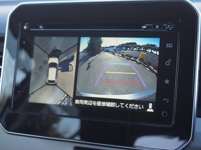 ハイブリッドMZ 全方位カメラ ハーマンナビ バックカメラ 運転席シートヒーター TVキット ETC スマートキー USBソケット LEDヘッドライト ステアリングリモコン パドルシフトフォグランプ(3枚目)