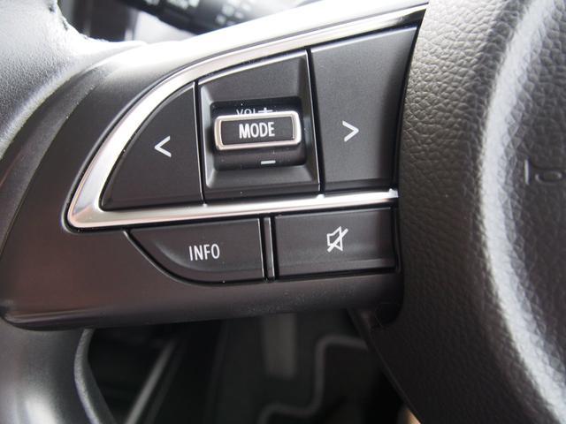 XL 社外ナビ ETC ワンセグTV 運転席シートヒーター クルーズコントロール ステアリングリモコン パドルシフト スズキセーフティサポート USB 電格ミラー ウインカーミラー スマートキー(18枚目)