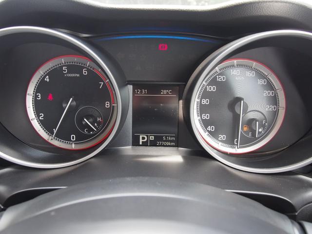 XL 社外ナビ ETC ワンセグTV 運転席シートヒーター クルーズコントロール ステアリングリモコン パドルシフト スズキセーフティサポート USB 電格ミラー ウインカーミラー スマートキー(35枚目)