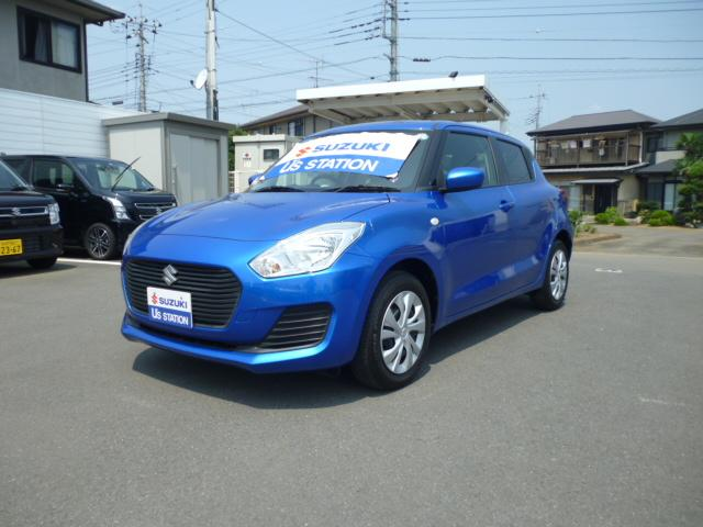 「スズキ」「スイフト」「コンパクトカー」「茨城県」の中古車7