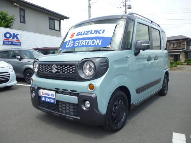 「スズキ」「スペーシアギア」「コンパクトカー」「茨城県」の中古車6
