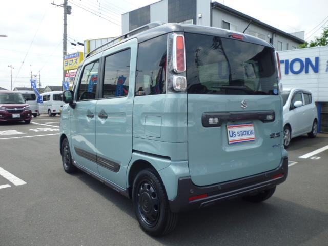 「スズキ」「スペーシアギア」「コンパクトカー」「茨城県」の中古車8