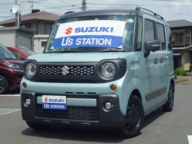「スズキ」「スペーシアギア」「コンパクトカー」「茨城県」の中古車29