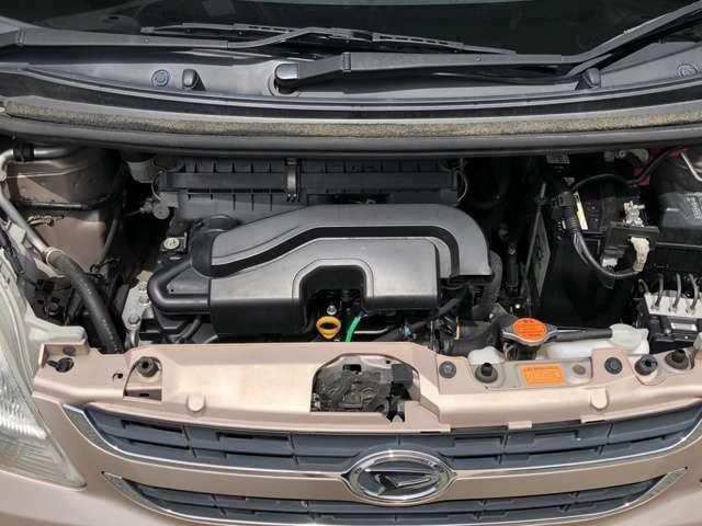 ダイハツ ムーヴ 660Xリミテッド キーフリー オートエアコン