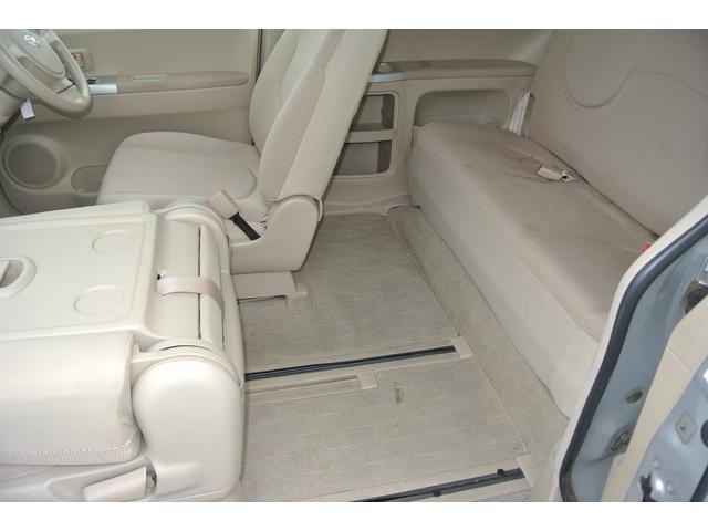 トヨタ ポルテ 130i パワースライドドア キーレス DAMD フルエアロ