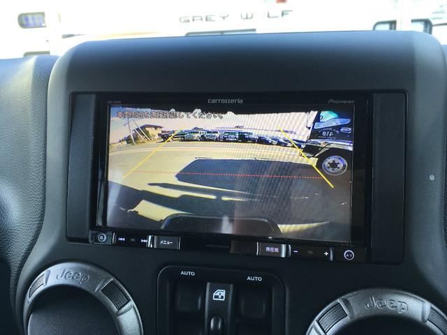 クライスラー・ジープ クライスラージープ ラングラーアンリミテッド リフトアップ KMC20インチ 地デジナビ