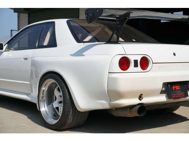 GT-R 4WD VeilSideワイドボディ公認(5枚目)