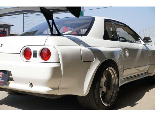 GT-R 4WD VeilSideワイドボディ公認(6枚目)