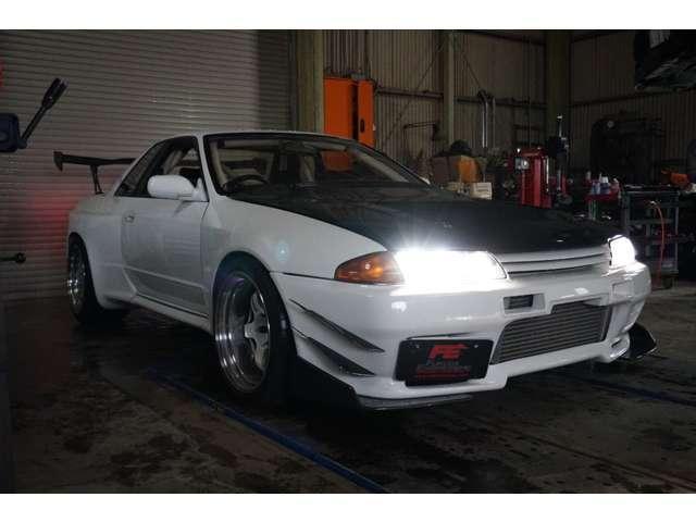 GT-R 4WD VeilSideワイドボディ公認(14枚目)