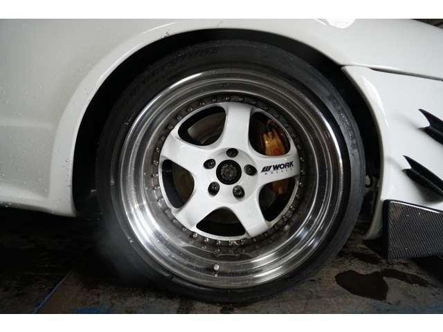 GT-R 4WD VeilSideワイドボディ公認(15枚目)