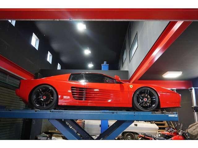 「フェラーリ」「512TR」「クーペ」「茨城県」の中古車8