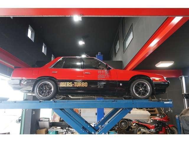 RS-XターボC 全塗装済み(4枚目)