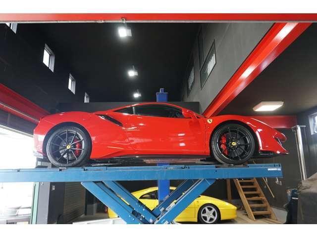 「フェラーリ」「488ピスタ」「クーペ」「茨城県」の中古車9