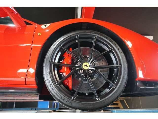 「フェラーリ」「488ピスタ」「クーペ」「茨城県」の中古車10
