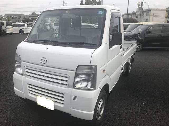 「マツダ」「スクラムトラック」「トラック」「栃木県」の中古車3
