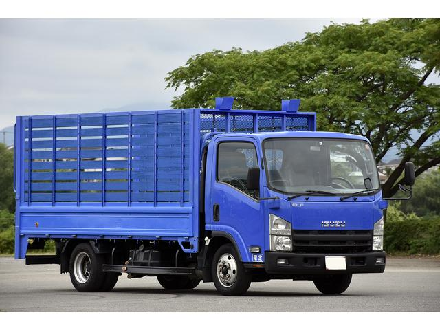 2t ワイド ロング 平 ゴミ収集車 リサイクル車(14枚目)