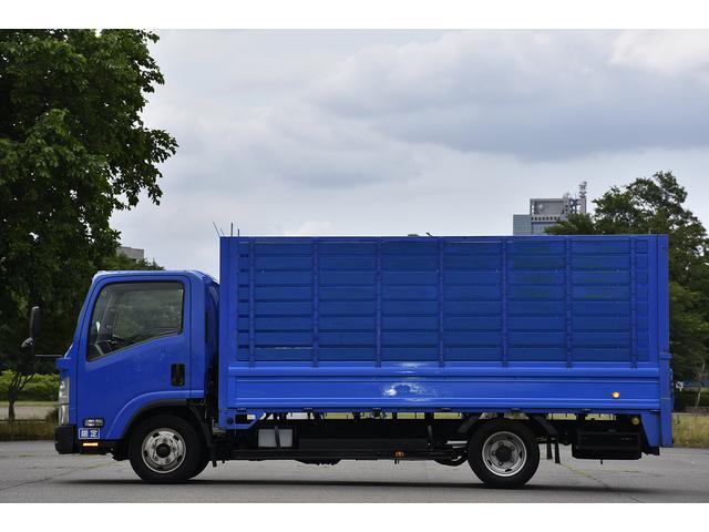 2t ワイド ロング 平 ゴミ収集車 リサイクル車(17枚目)