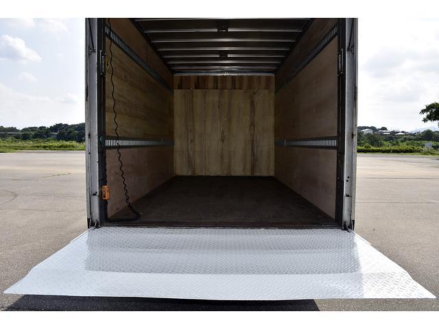 2tサイズ パワーゲート アルミバン 600kgマルチゲート(10枚目)