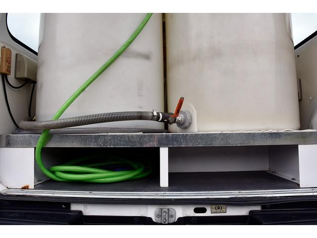 トリミングカー ペットサロンカー シャンプーカー サブバッテリー ハイルーフ 外部電源入力(37枚目)