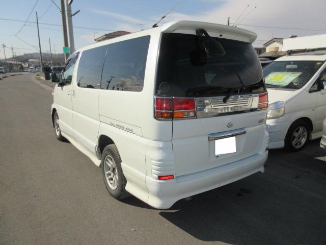 「日産」「エルグランド」「ミニバン・ワンボックス」「栃木県」の中古車5
