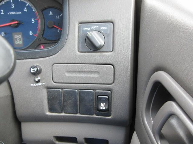 ハイウェイスター3000DT-4WD地デジ HDD1ナンバー(13枚目)