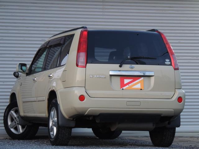 日産 エクストレイル Xt 後期型 特別カラー BSデューラーATタイヤ装着