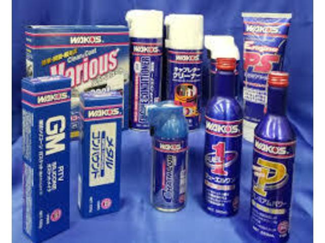 ケミカル製品の総合メーカーとして高い知名度を誇る「ワコーズ 和光ケミカル」の潤滑剤を採用しております。高い信頼性と優れたパフォーマンスを兼ね備えた製品だからこそ納車後は安心してカーライフをおくれます。
