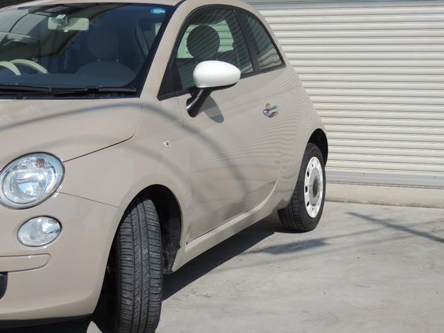 「フィアット」「500(チンクエチェント)」「コンパクトカー」「埼玉県」の中古車5