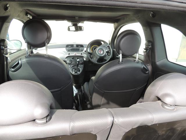 「フィアット」「500(チンクエチェント)」「コンパクトカー」「埼玉県」の中古車21