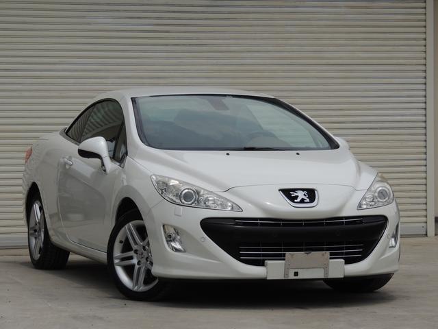 「プジョー」「308」「オープンカー」「埼玉県」の中古車2
