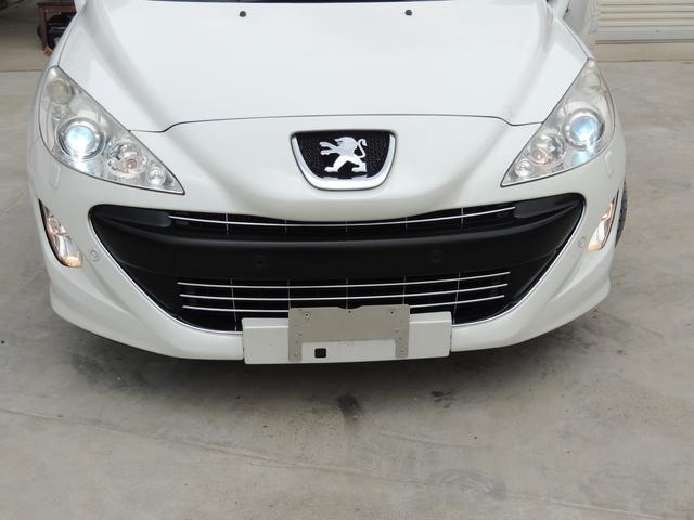 「プジョー」「308」「オープンカー」「埼玉県」の中古車9