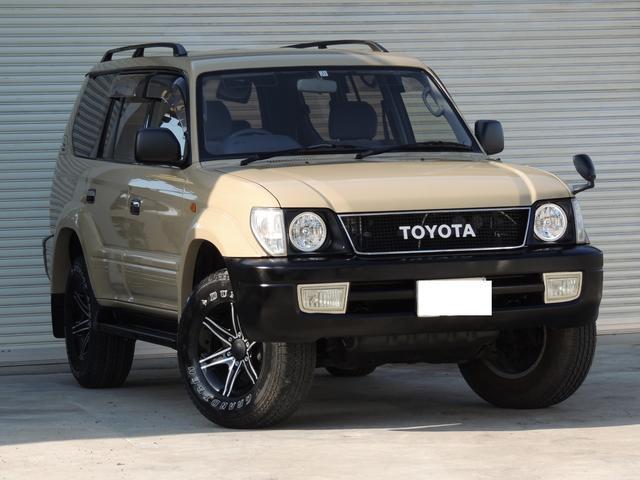 「トヨタ」「ランドクルーザープラド」「SUV・クロカン」「埼玉県」の中古車2