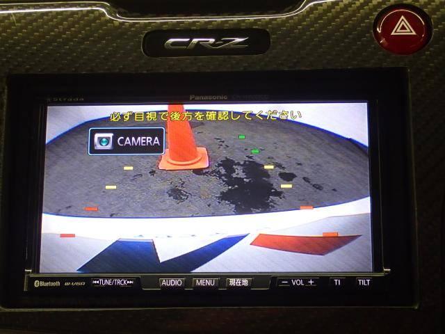 ホンダ CR-Z α 6MT 無限エアロ 1オーナー 社外HDDナビ