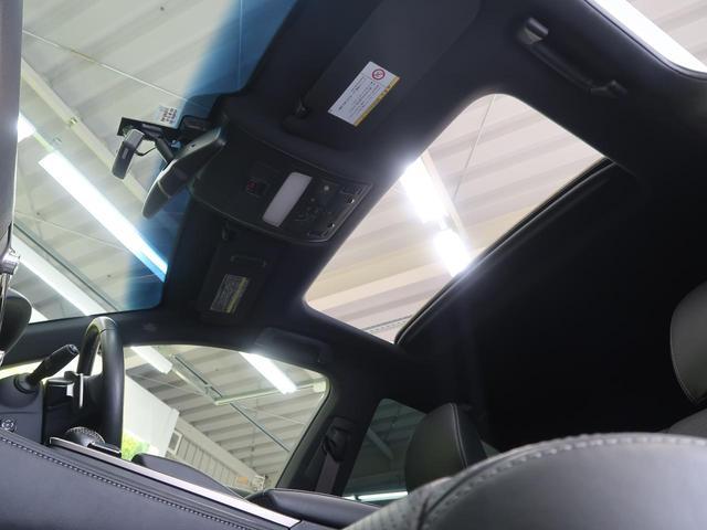 レクサス GS GS450h Fスポーツ 黒革 ムーンルーフ TRDエアロ