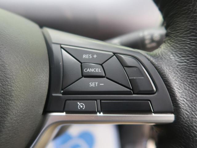 ●高速道路で便利な【クルーズコントロール】も装着済み。アクセルを離しても一定速度で走行ができる装備です。加速減速もスイッチ操作でOKです。