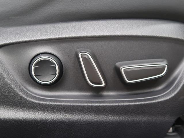 ●【電動パワーシート】最適なシートポジションを提供し、疲れにくくより快適にお乗りいただけます。