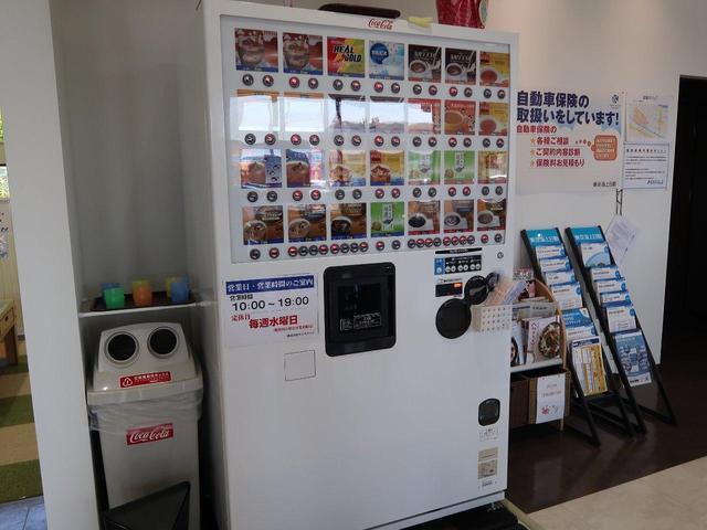 多種類のアイス・ホットドリンクのご用意もございます♪