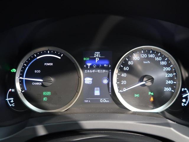 IS300h 禁煙車 メーカーSDナビ ハーフレザー(43枚目)