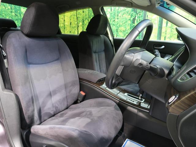250XL 禁煙車 メーカーナビ オットマン 純正16AW サイドブラインドモニター ブラックパールスエードシート LEDヘッド オートライト デュアルオートエアコン 革巻きハンドル ETC(12枚目)