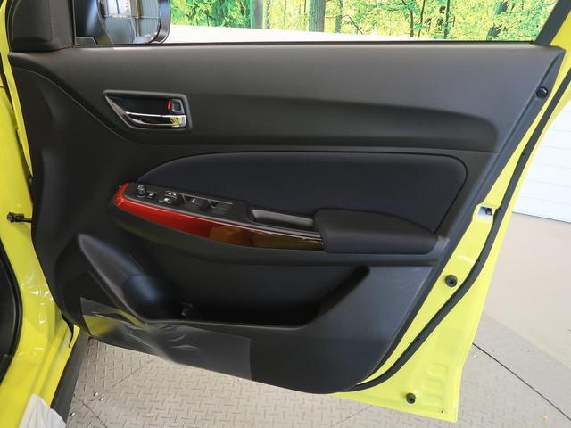 ベースグレード 禁煙車 6MT 純正17AW LEDヘッド バックフォグ ステアリングスイッチ カーボン調スポイラー レッドグラデーションセンターコンソール加飾(34枚目)