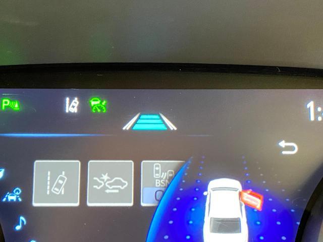 WSレザーパッケージ 1オーナー 禁煙車 BSM HUD プリクラッシュ 車線逸脱警報 オートハイビーム レーダークルーズ クリアランスソナー メーカーナビ LEDヘッド シートヒーター パドルシフト 純正18AW(56枚目)