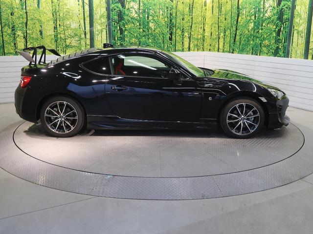 GT モデリスタエアロ 禁煙車 TRDリアウィング 純正SDナビ 1オーナー リアウィンドウルーバー クルーズコントロール LEDヘッドライト バックカメラ ETC スマートキー LEDフォグライト(24枚目)